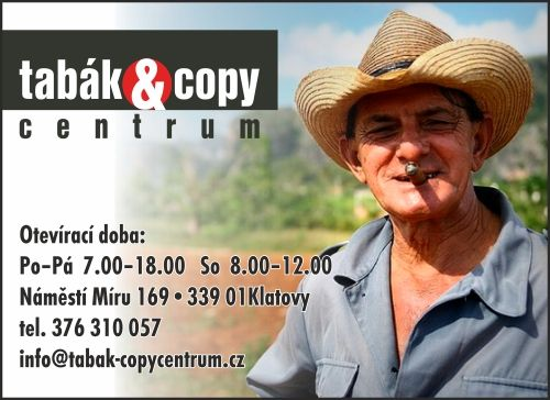 TABÁK & COPY CENTRUM